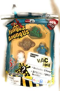 Fungus Amungus Batch #1 Five Pack (Figures and Colors will vary)