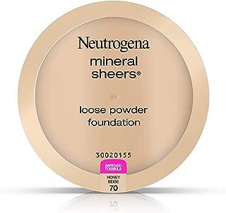 Best neutrogena honey beige 70 Reviews