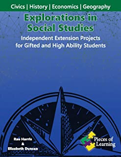 Explorations in Social Studies: Independent Extension Projects for Gifted and High-Ability Students