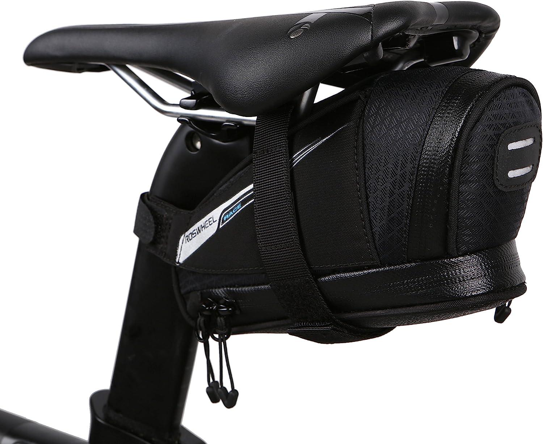 Roswheel Race Series 131432 Ultralight Bike Saddle Bag
