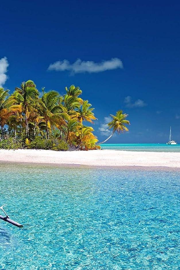 エキスパートカフェテリア極小Tahiti French Polynesia Notebook