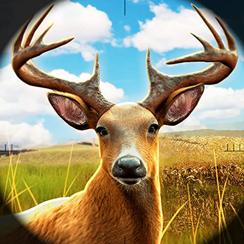 Francotirador ciervos caza salvaje Juego de Disparos