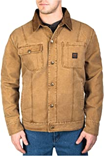 Men's Amarillo Vintage Duck Cotton Twill Jacket