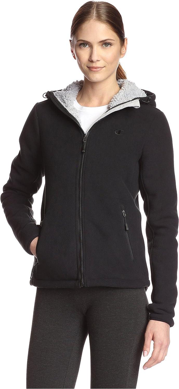 Champion Women's Fleece Jacket with Hood