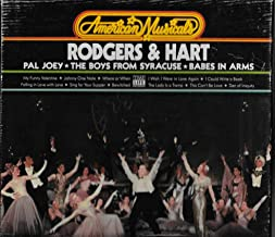 American Musicals - Rodgers and Hart - Pal Joey, The Boys From Syracuse, Babes in Arms - Time-Life 3-Cassette Set