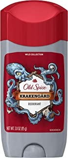 Old Spice Deodorant Wild Collection, Krakengard, 3.0 Ounce