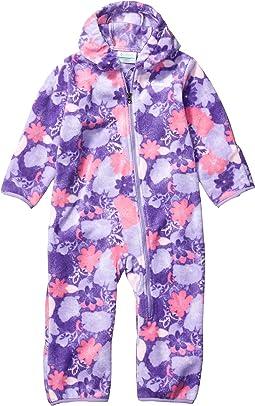 Paisley Purple Floral Print