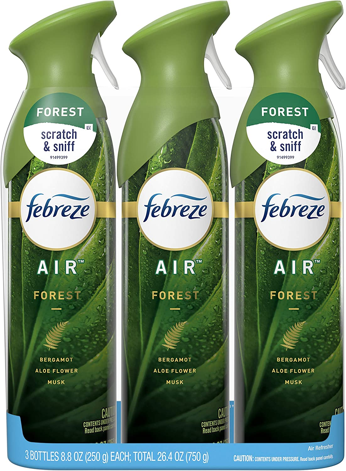 sold out Febreze Air Freshener Spray Forest Count Odor Colorado Springs Mall Eliminator 3