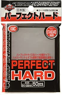 KMC Supplies Sleeves Perfect Fit Hard Collectible Cards