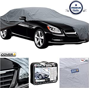 Essentials Sumex Cover  Waterproof  amp  Breathable Full Outdoor Protection Car Cover fit BMW Roadster