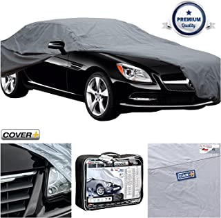 AUDI A5 S5 07-ON LUXURY HEAVYDUTY CAR COVER COTTON LINED