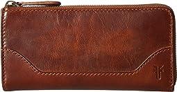 Melissa Large Zip Wallet