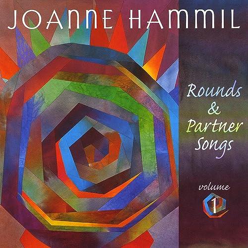 Amazon.com: Joanne Hammil - Rounds & Partner Songs Volume 1 ...