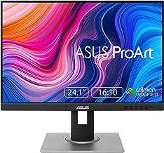 "ASUS ProArt Display PA248QV 24.1"" WUXGA (1920 x 1200) 16:10 Monitor, 100% sRGB/Rec.709 ΔE < 2, IPS, DisplayPort HDMI D-Sub..."