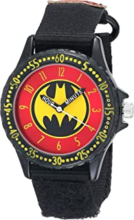 Batman Kids' BAT5036 Time-Teaching Batman Watch with...