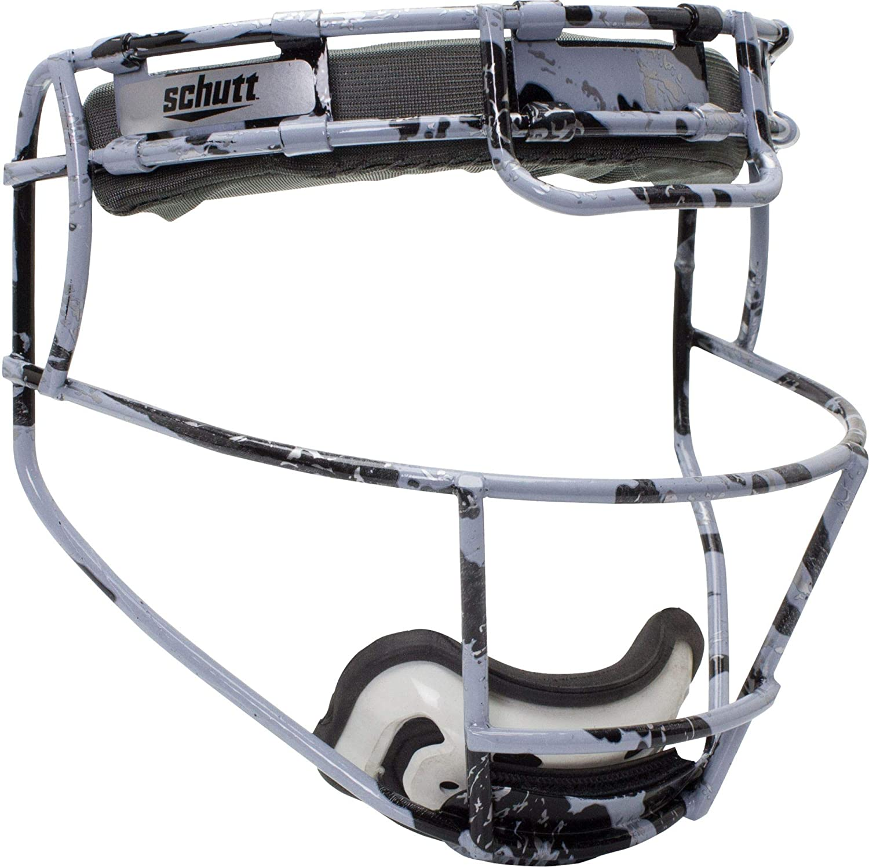 Schutt Fielder's Guard Softball Face Mask Pitch Fast Charlotte Mall for Softbal High quality new