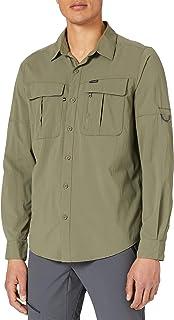 COR22 #Columbia Newton Ridge Camicia A Maniche Lunghe