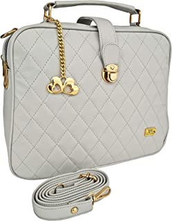 ANGLOPANGLO Gracie leatherette Bag for Girls and Women