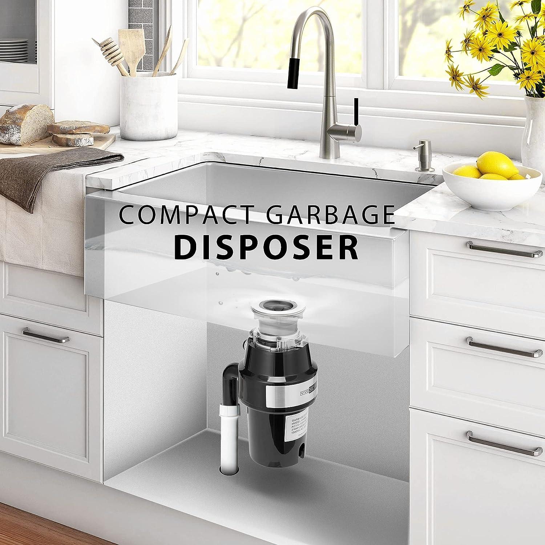 Triturador de basura VIVOHOME