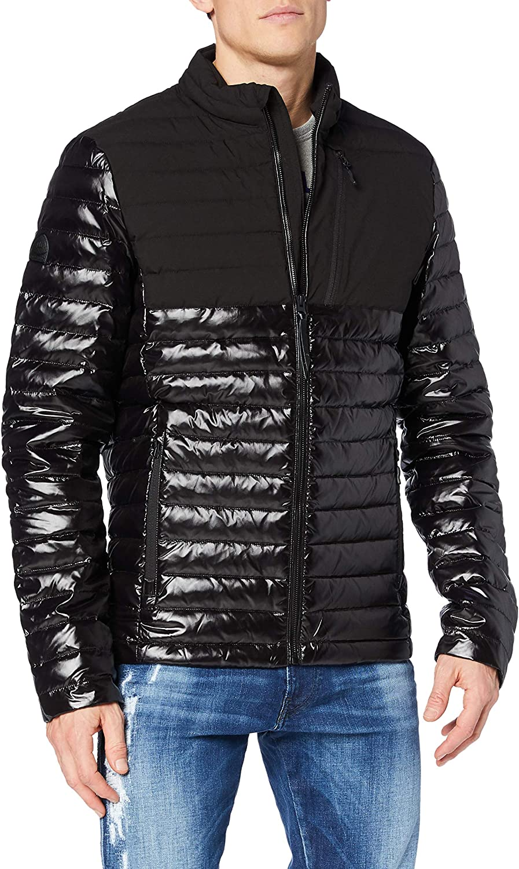 Superdry Men's Contrast Core Memphis Mall Super sale period limited Down Jacket