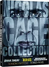 The Nicolas Cage 5 Movie Collection [Kick-Ass / Lord of War / Season of the Witch / Drive Angry / Bangkok Dangerous] [Blu-ray]