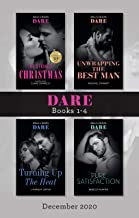 Dare Box Set 1-4 Dec 2020/No Strings Christmas/Unwrapping the Best Man/Turning Up the Heat/Pure Satisfaction (A Billion-Do...