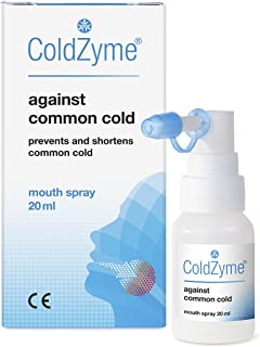 ColdZyme Mouth Spray 20ml (Pack of 2