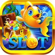 Goldfish Goldmine – Old Vegas Classic Slot Machines Game, Free Spins Real Casino Slots & Double Big Win Jackpot