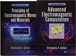 Electromagnetic Waves, Materials, and Computation with MATLAB®, Second Edition, Two Volume Set