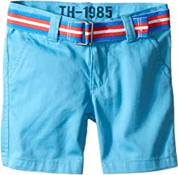 Tommy Hilfiger Kids - Chester Twill Shorts (Toddler)
