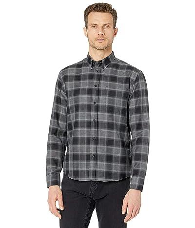 Billy Reid Offset Pocket Shirt