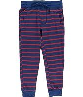 Print Performance Jersey Tapered Pants (Little Kids/Big Kids)