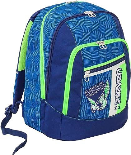 Ahorre 60% de descuento y envío rápido a todo el mundo. Backpack Seven Advanced Advanced Advanced Rebel Boy azul  centro comercial de moda