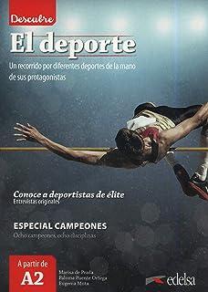 Descubre el deporte (Spanish Edition)