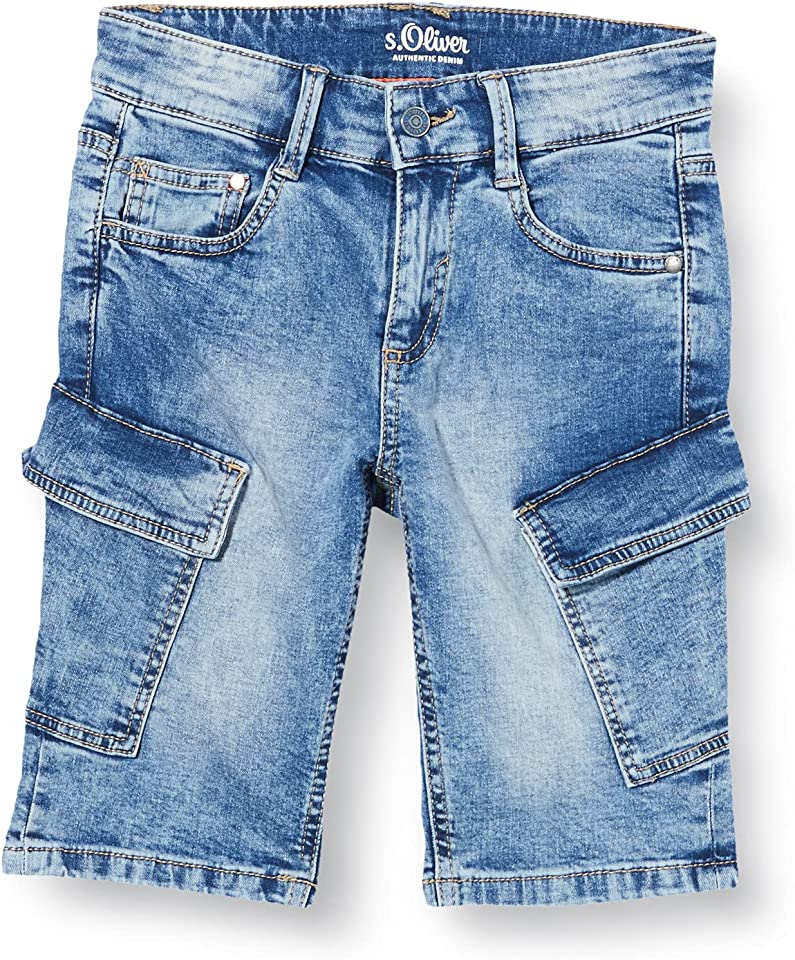 Jungen Jeans-Shorts