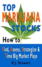 Top Marijuana Stocks: How to Find, Assess, Strategize & Time Big Market Plays