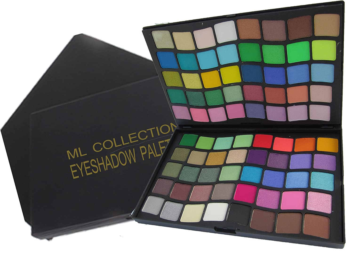 ML Collection 3D LOOK Professional Makeup 5 ☆ very popular Kit Max 74% OFF Color. FREE 80