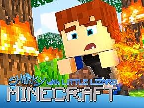 Clip: Sharky Minecraft with Little Lizard
