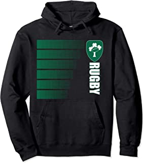 Ireland Rugby Jersey Irish Rugby 2 Sided Pullover Hoodie