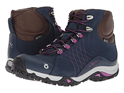 Oboz Sapphire Mid BDry (Huckleberry) Women