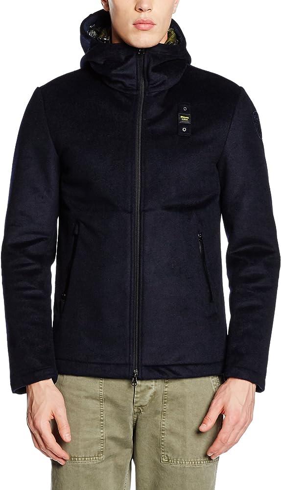 Blauer tech cappotto uomo 16WBLUC05208-004402
