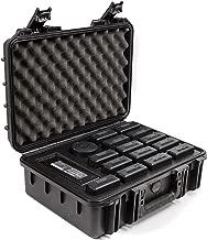 CasePro CP-DJI-INSPIRE-2-BT DJI Inspire 2 Battery Carry Case, Black
