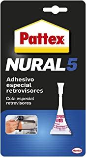 Pattex Nural 5 - Adhesivo especial retrovisores