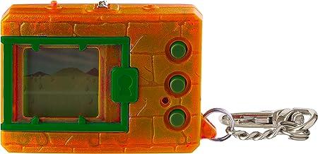 Digimon (Original) Translucent Orange - Virtual Monster Pet by Tamagotchi
