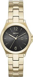 DKNY Women's NY2366 PARSONS Gold Watch