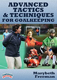 Championship Productions Marybeth Freeman: Advanced Tactics and Techniques for Goalkeeping DVD