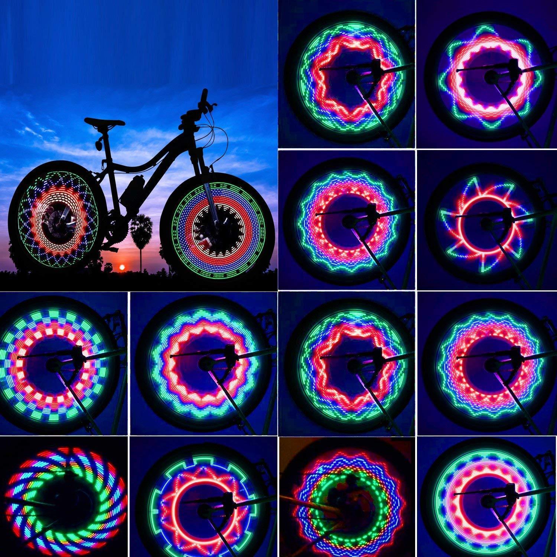 TGJOR Waterproof Bicycle Patterns Mountain
