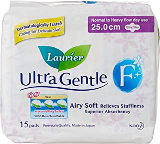 Laurier F Ultra Gentle Day with Gathers, 25cm, 15 count