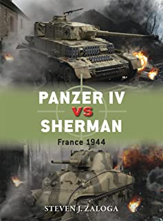 Panzer IV vs Sherman: France 1944 (Duel)