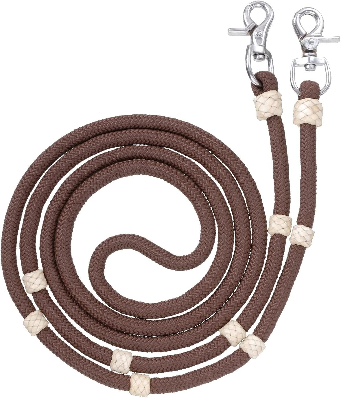 Tough Raleigh Mall outlet 1 Royal King Roping Braided Contest Reins
